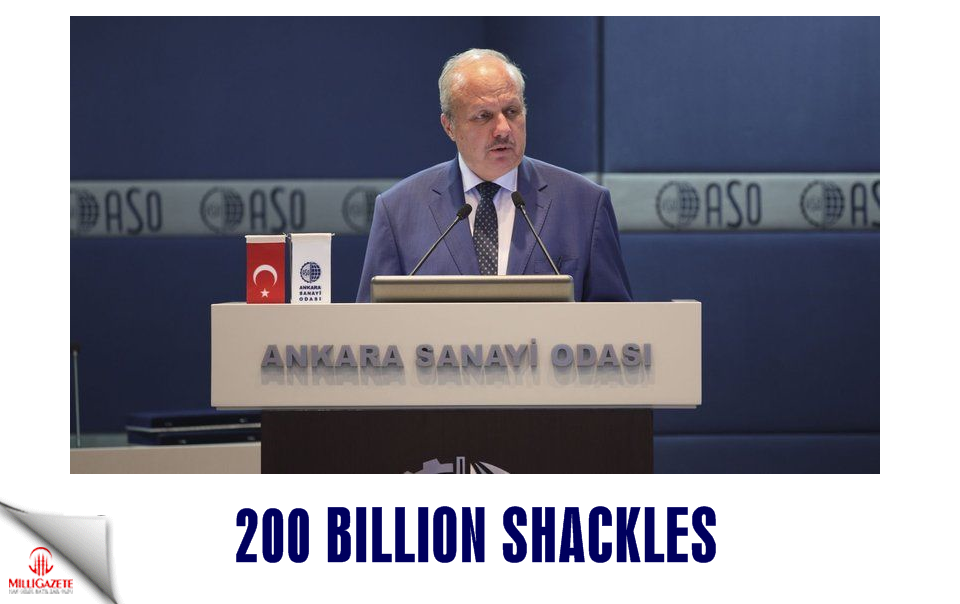 200 billion shackles