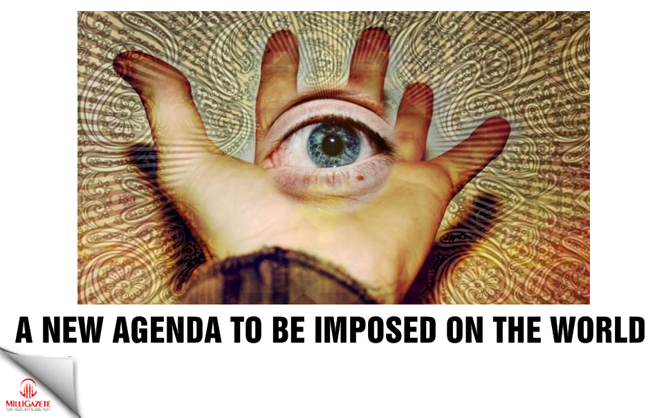 A new agenda to be imposed on the world