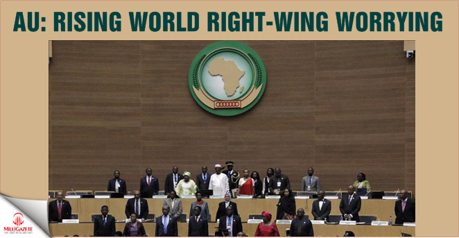 AU: Rising world right-wing worrying