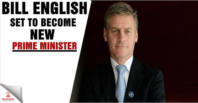 Bill English set to become new Prime Minister
