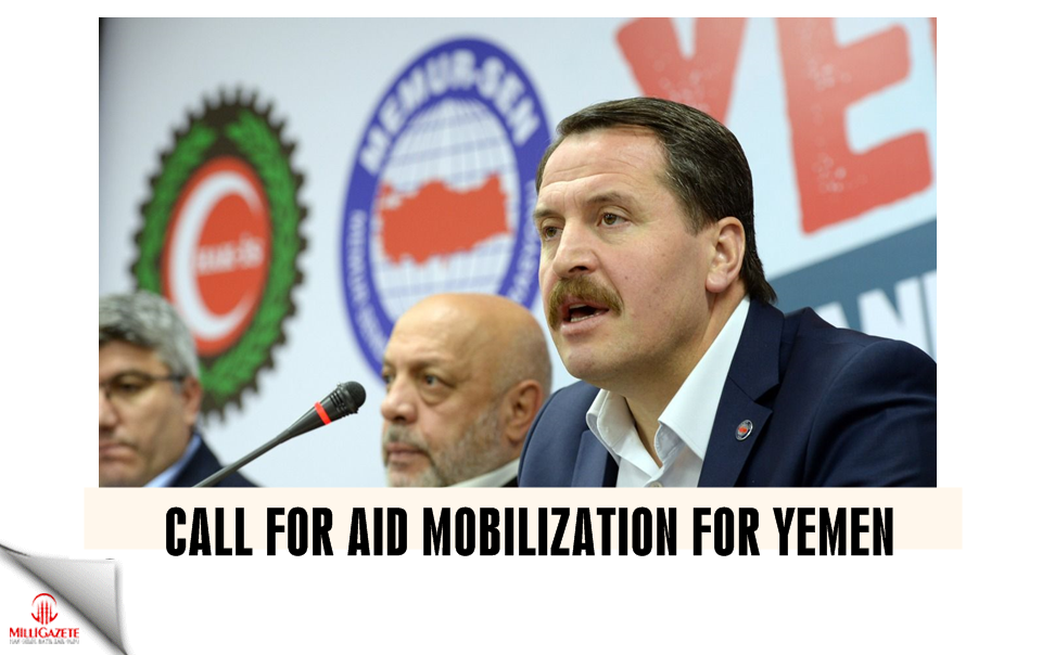 Call for aid mobilization for Yemen