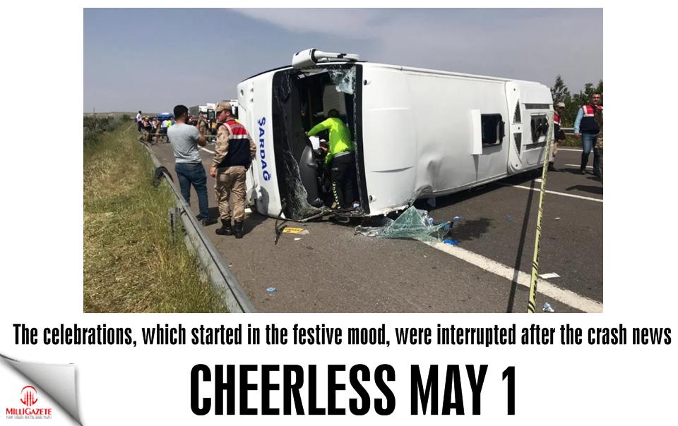 Cheerless May 1