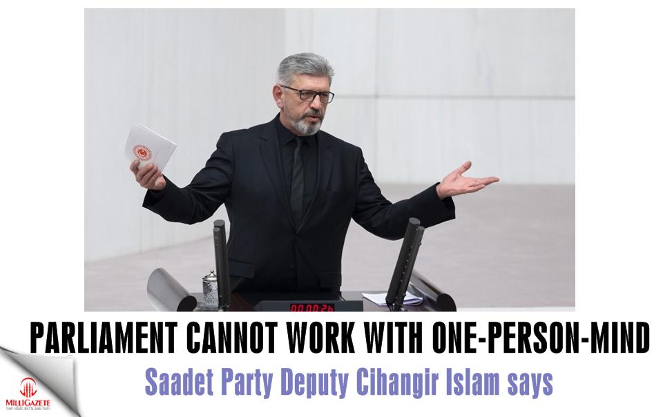 Cihangir Islam: