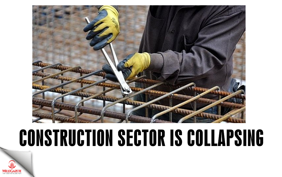 Construction sector is collapsing