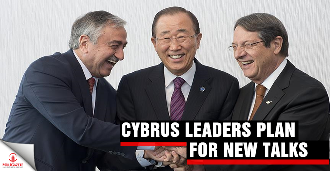 Cyprus leaders plan for new talks