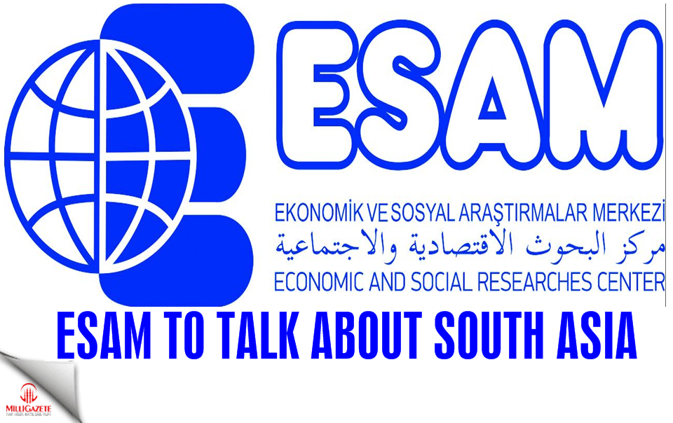 ESAM to talk about South Asia