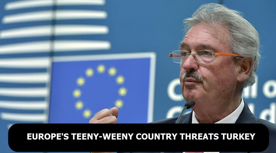 Europe's teeny-weeny country threats Turkey