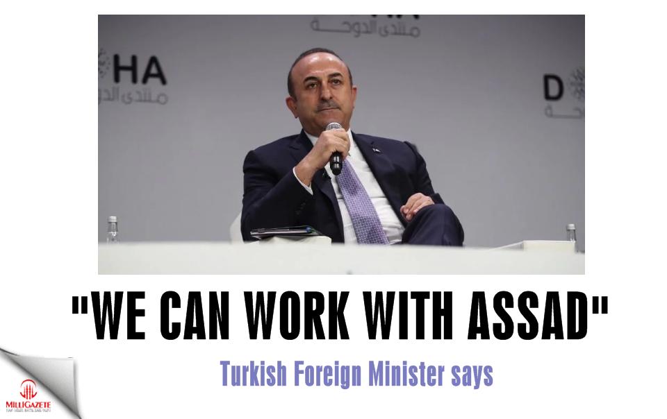 Foreign Minister Mevlüt Çavuşoğlu: