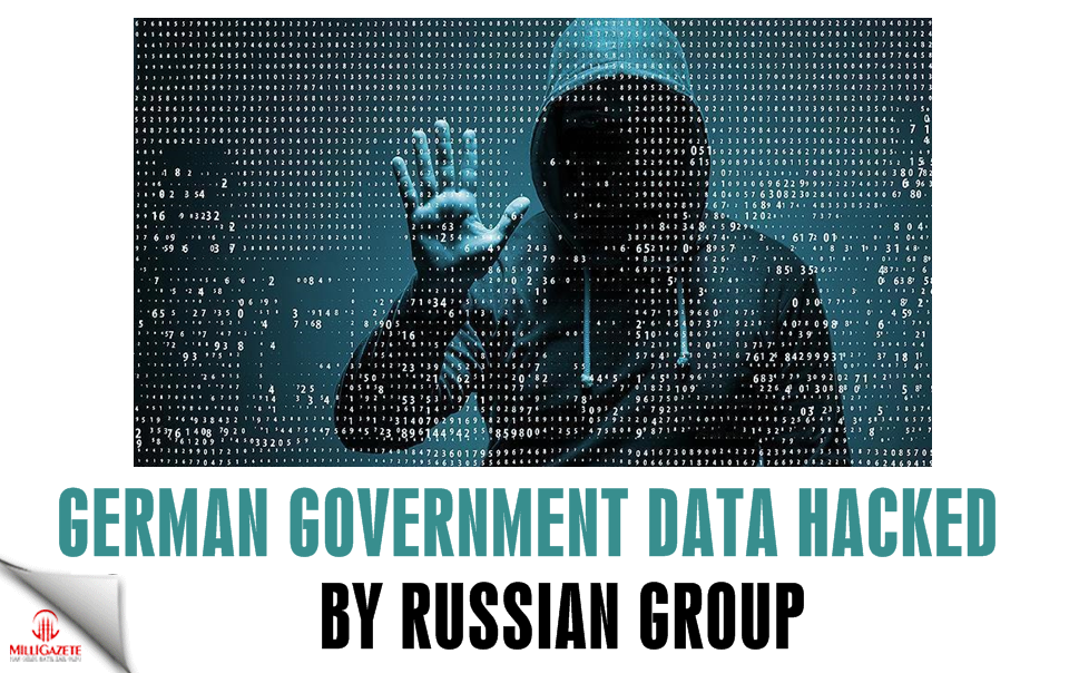 German government data hacked by Russian group: reports