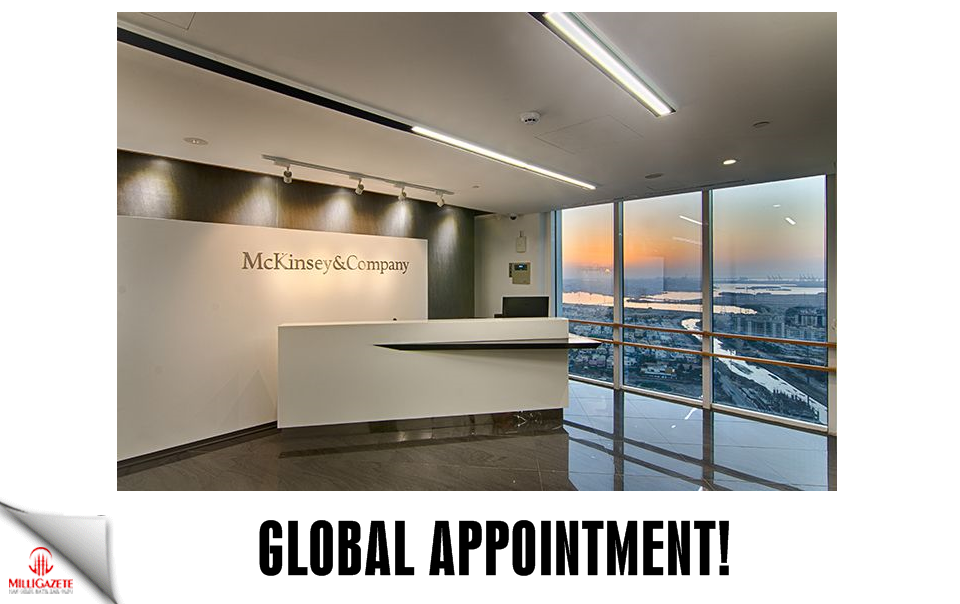 Global appointment!