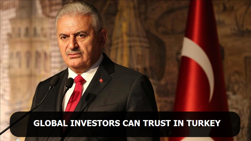 Global investors can trust in Turkey