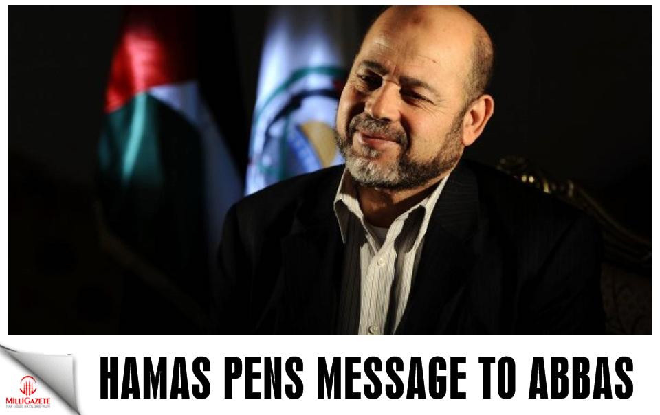 Hamas pens message to Abbas
