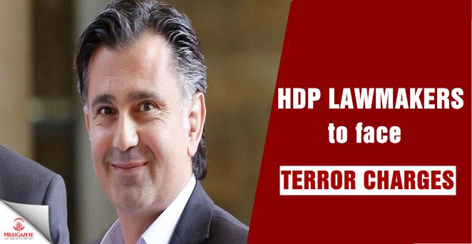 HDP lawmakers to face terror charges