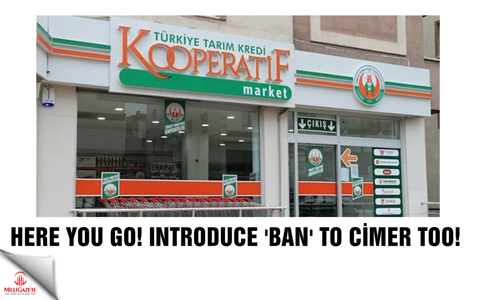 Here you go! Introduce 'ban' to CiMER too!