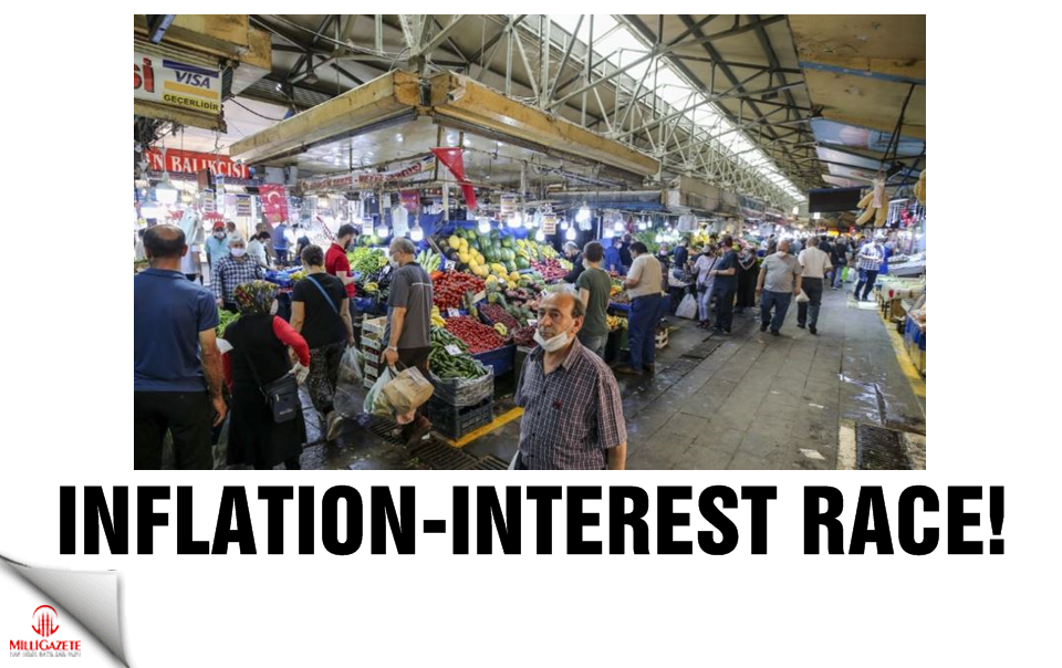 Inflation and the interest race!