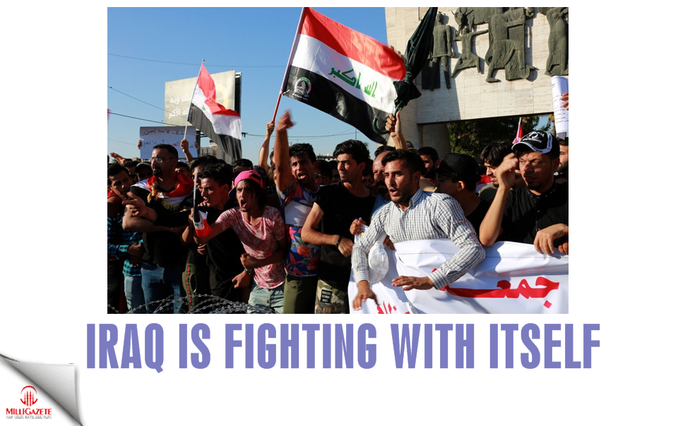 Iraq is fighting with itself