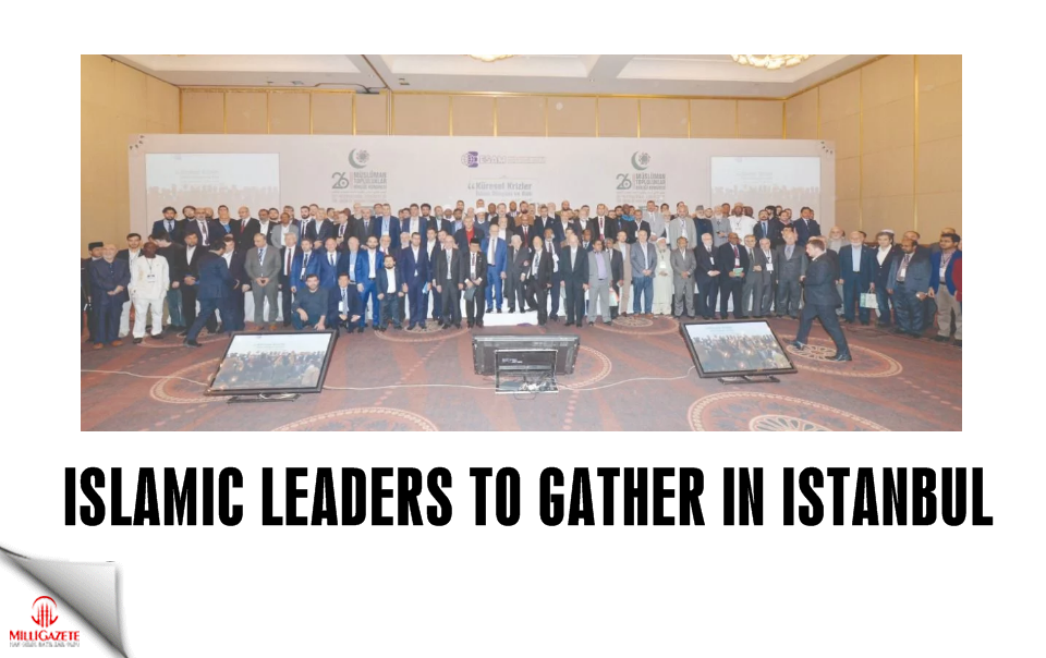 Islamic leaders to gather in Istanbul