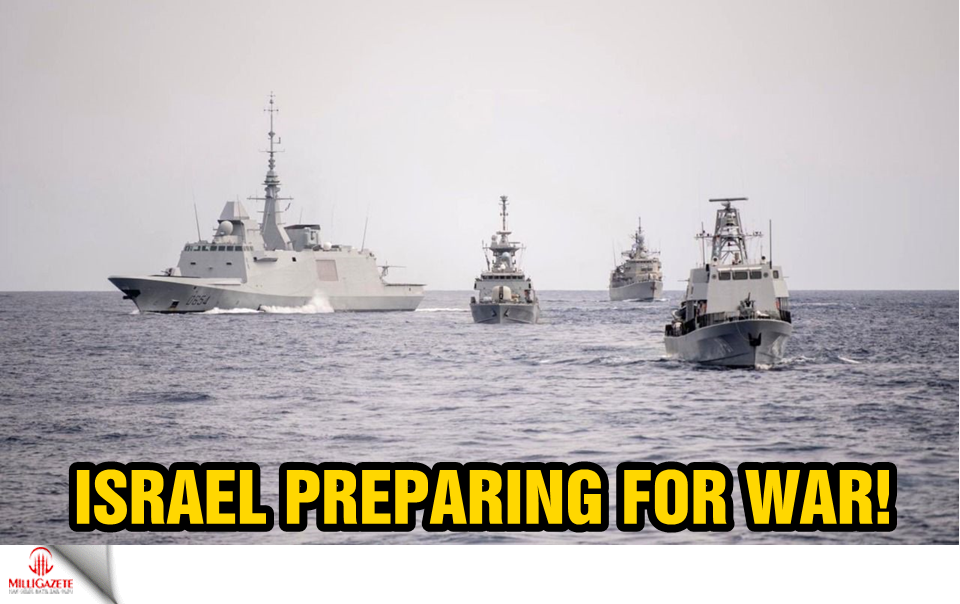Israel preparing for war!
