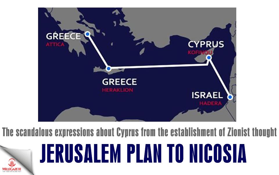 Jerusalem Plan to Nicosia