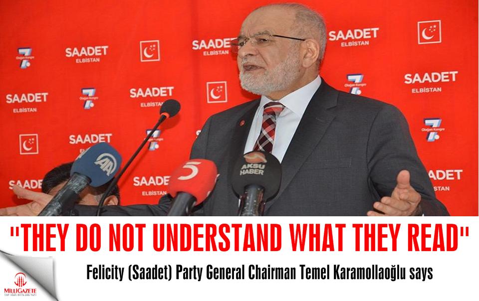 Karamollaoğlu: