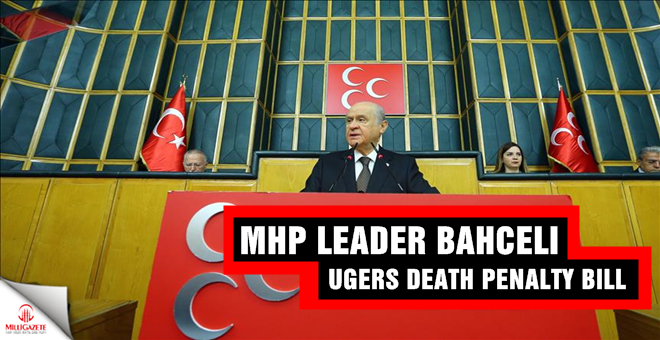 MHP leader urges death penalty bill amid EU tensions