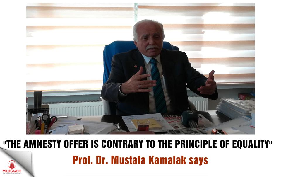 Mustafa Kamalak: