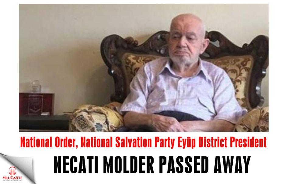 Necati Molder passed away