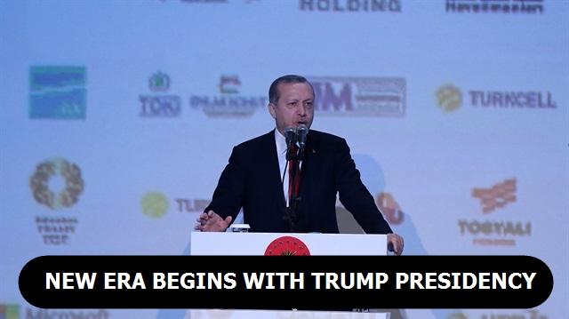 New era begins with Trump Presidency