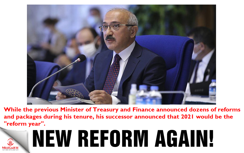 New reform again!