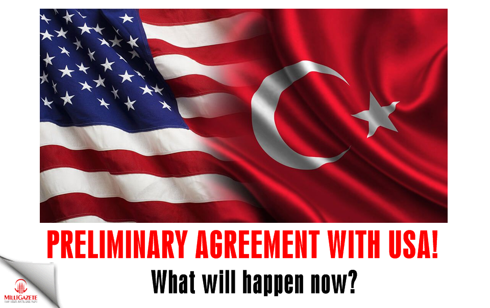 Preliminary agreement with USA! What will happen now?