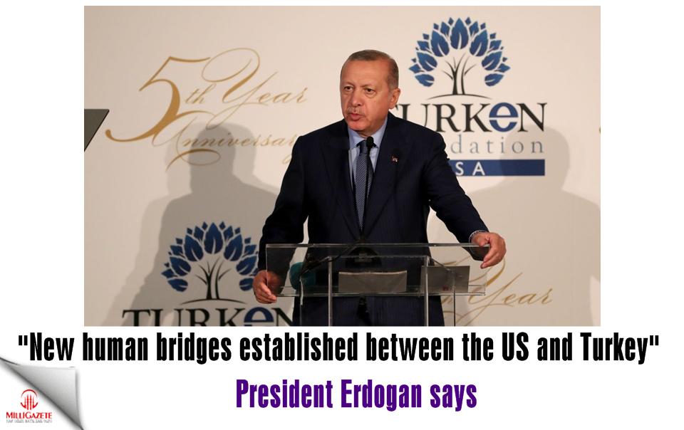 President Erdogan: