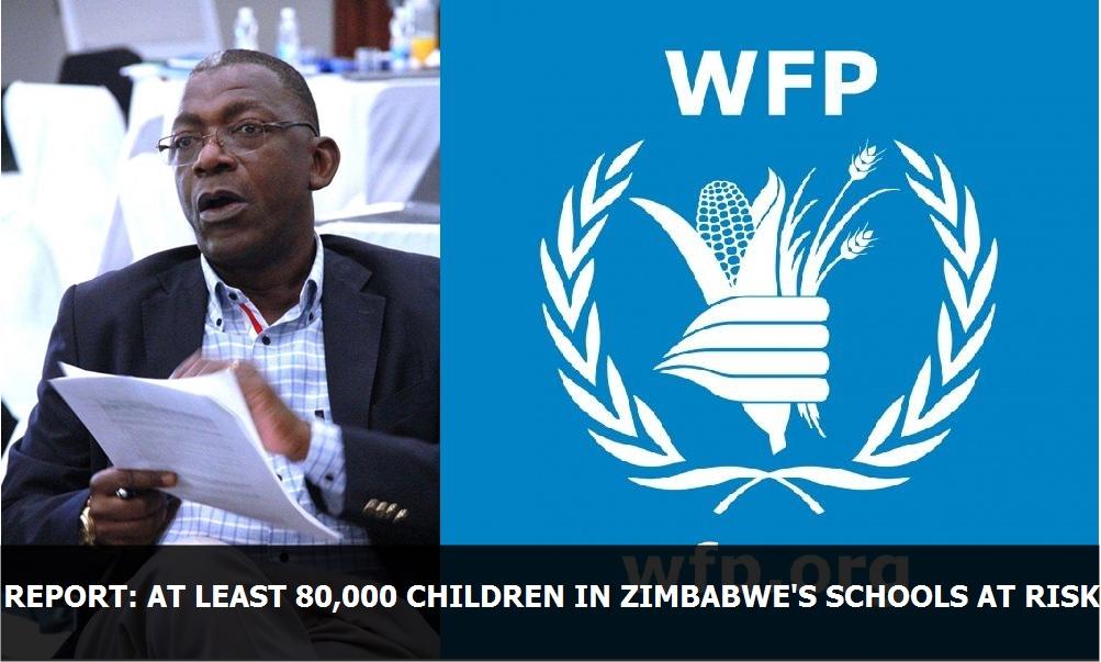 Report: At least 80,000 children in Zimbabwe's schools at risk