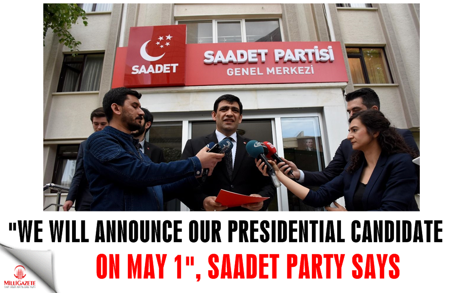 Saadet Party: