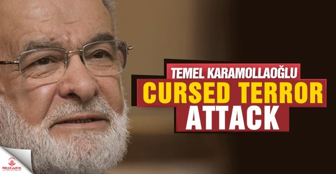 Temel Karamollaoglu cursed terror attack