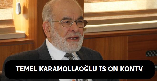 Temel Karamollaoglu is on KONTV