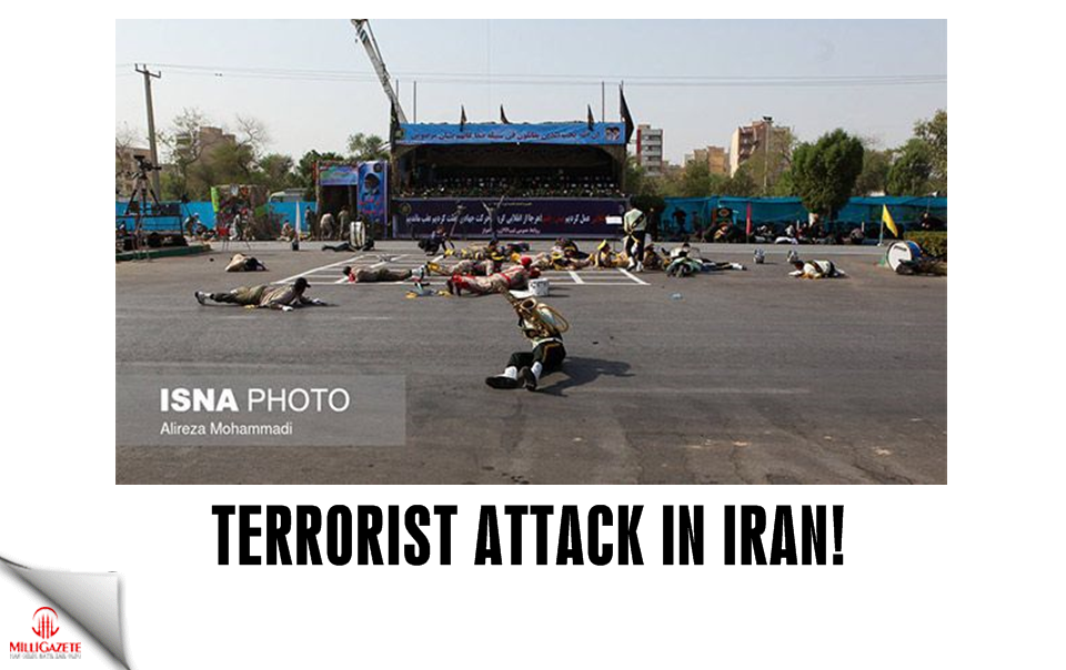 Terrorist attack in Iran! Al Ahvaziyah claims the responsibility!