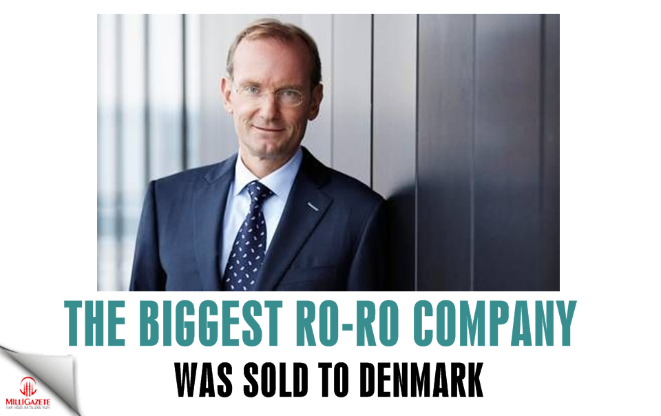 The biggest Ro-Ro company was sold to Denmark