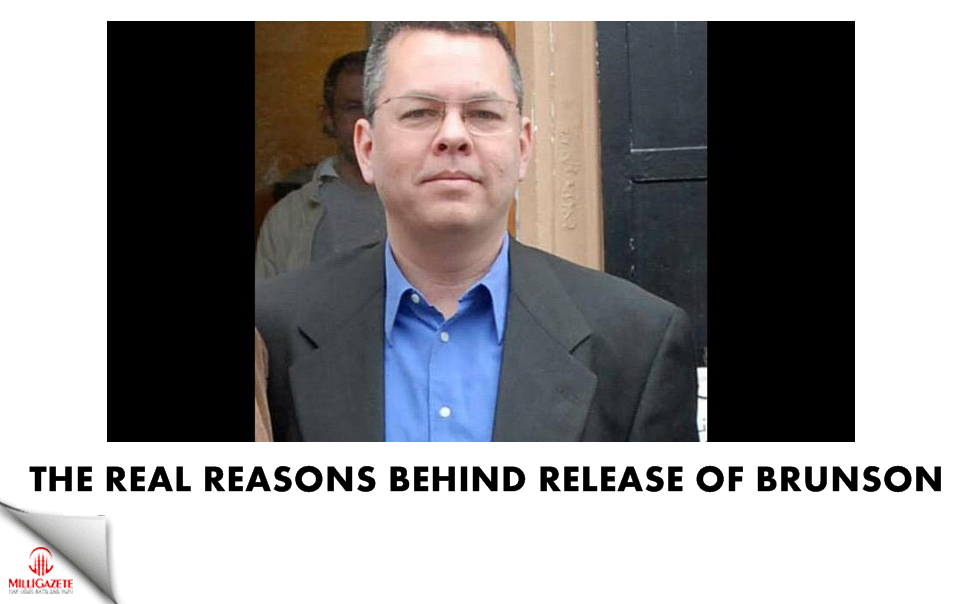 The real reasons behind release of Brunson