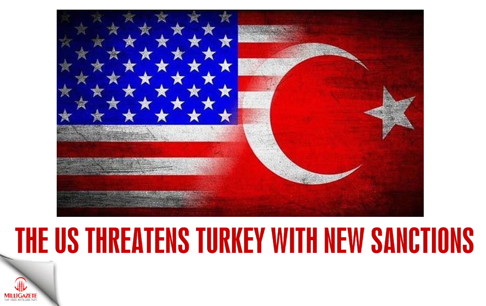 The United States threatens Turkey with new sanctions