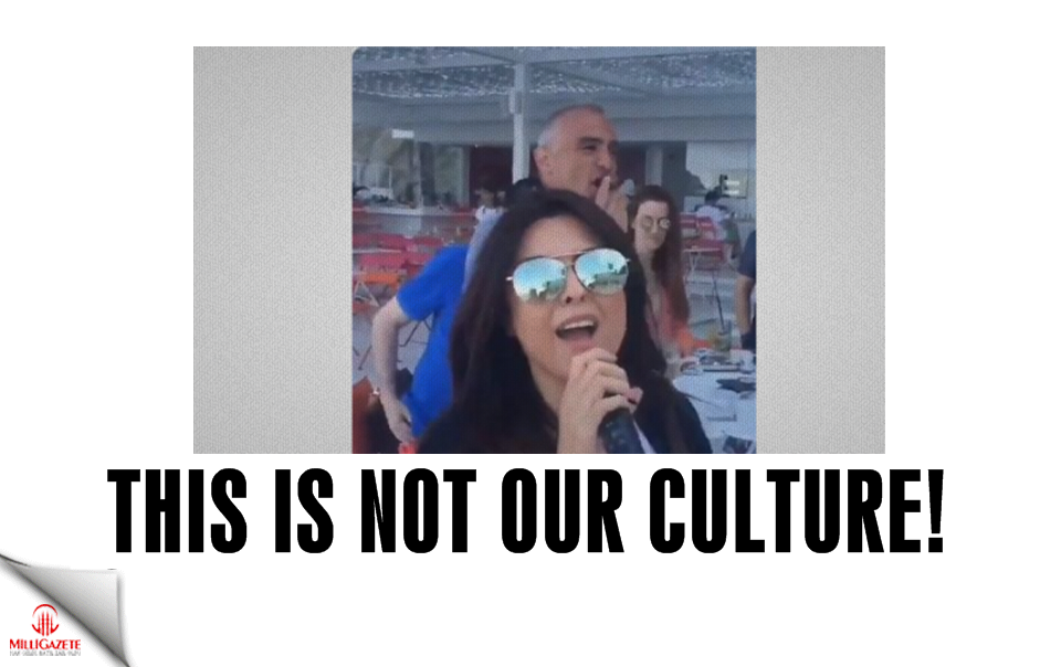 This is not our culture!