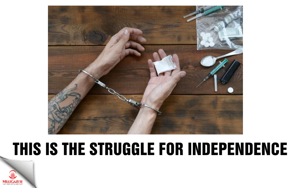 This is the struggle for independence