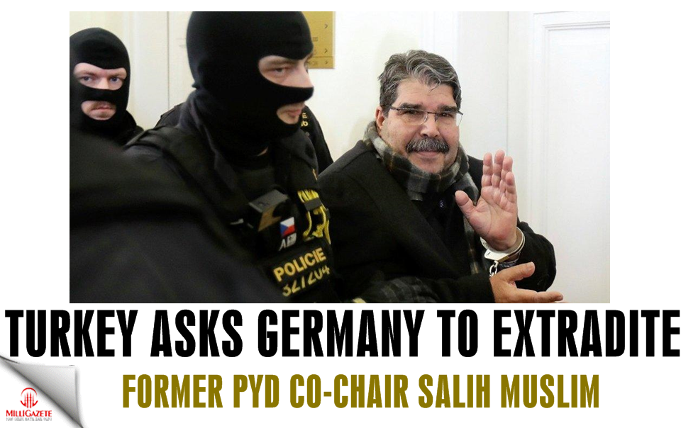 Turkey asks Germany to extradite former PYD co-chair Salih Muslim