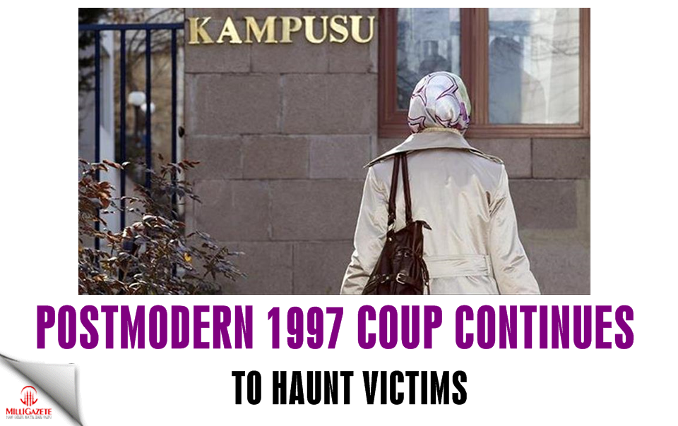 Turkey: Postmodern 1997 coup continues to haunt victims