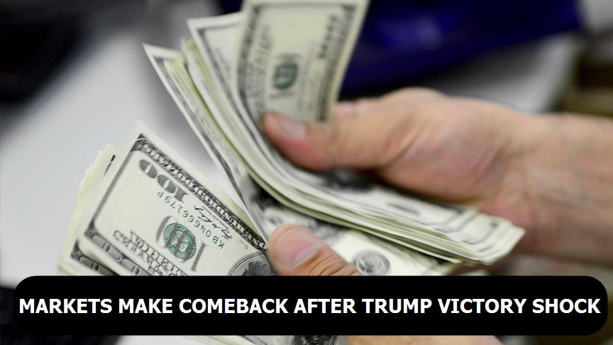 Turkish markets make comeback post-Trump victory shock