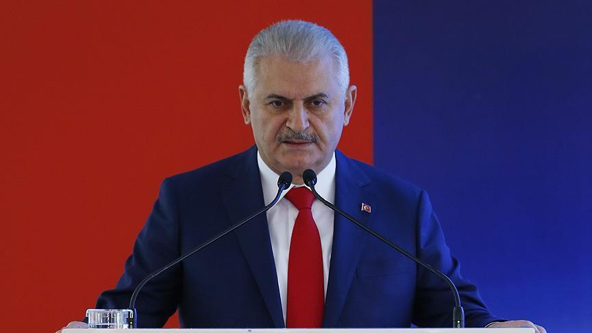 Turkish PM urges governors to be bold against terrorism