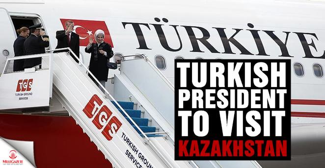 Turkish President to visit Kazakhstan