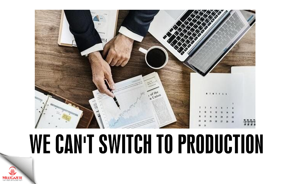 We can't switch to production!