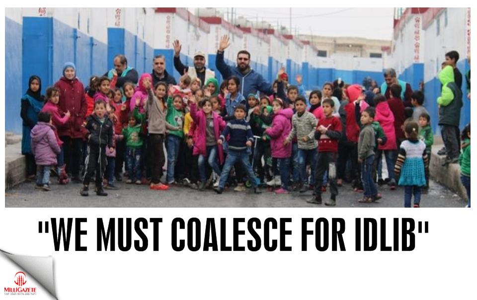 We must coalesce for Idlib