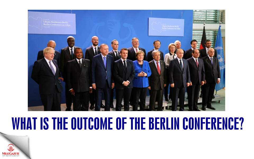 What is the outcome of the Berlin Conference?