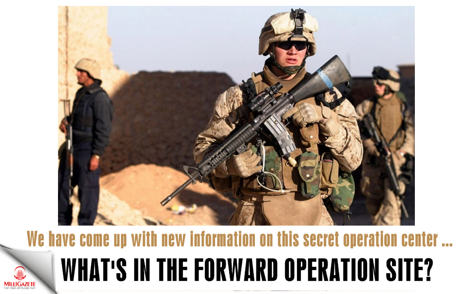 What's in the Forward Operation Site?